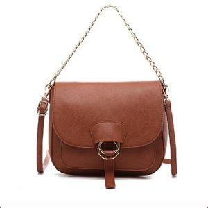 New BROWN shoulder bag *price firm unless bundled*